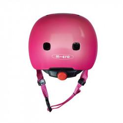 Micro PC Helmet, Raspberry, Medium