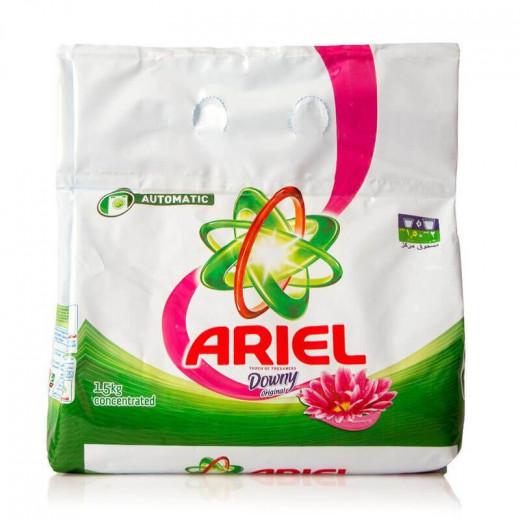 Ariel Detergent Powder Diamond Low-Sud with Downy 1.5kg