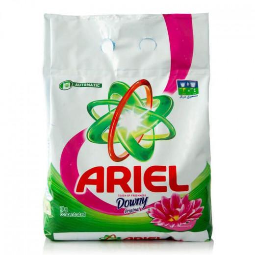Ariel Detergent Powder Diamond Low-Sud with Downy 3kg