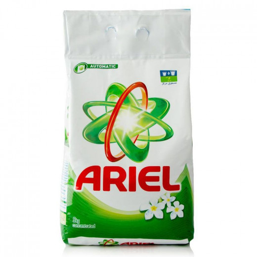 Ariel Detergent Powder Diamond Low-Sud 5 Kg