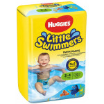 Huggies Little Swimmers size (3-4) 7-15KG 12 Diapers