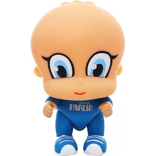لعبة بنك الطفل من فارلين (أزرق)
