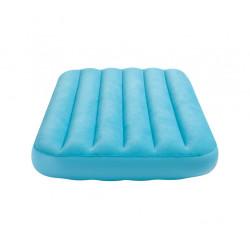 Intex - Cozy Kids TM Airbed, Ages 3-10, Different Colors - 88 cm x 157 cm x 18 cm - Blue