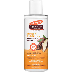 Palmer's Cocoa Butter & Biotin Length Retention Shine Glaze Serum, 178g
