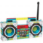 لعبة لصنع الراديو و تعلم عن الموجات الكهربائية