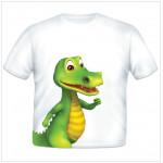 بلوزة صديق التمساح من جست اد اي كد ، 4 سنوات