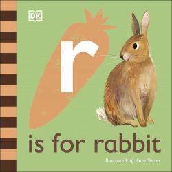 ( R - للارنب) - كتاب من كتب دي كي للنشر